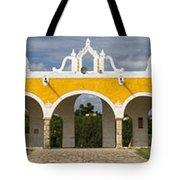 Izamal Convent Tote Bag