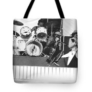 J. Geils Band In Oakland 1976 Tote Bag