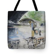 J15 564 Leaving Sheringham Tote Bag