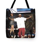 Ja Rule Tote Bag