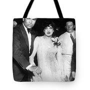 Jack Dempsey & Estelle Taylor Tote Bag