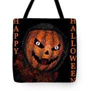 Jack Lantern Hh One Tote Bag