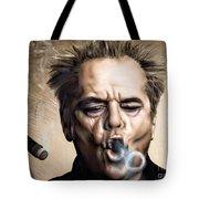 Jack Nicholson Tote Bag