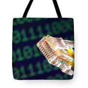 Jack Of All Computer Trades Tote Bag