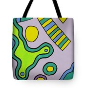 Jack Out Of The Box Tote Bag