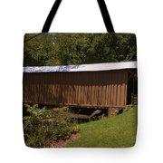 Jack's Creek Bridge Tote Bag