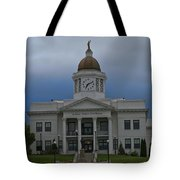 Jackson County Courthouse North Carolina Tote Bag