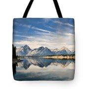 Jackson Lake Tote Bag