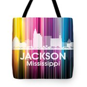 Jackson Ms 2 Tote Bag