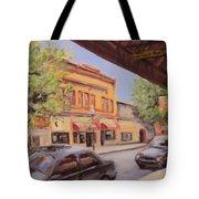 Jackson Street Tote Bag