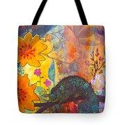 Jackson's Chameleon Tote Bag