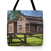 Jacksons Mill Cabin Tote Bag