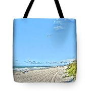 Jacksonville Fl Beach Tote Bag
