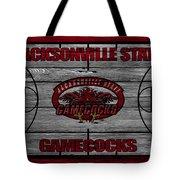 Jacksonville State Gamecocks Tote Bag