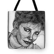 Jaclyn Smith In 1985 Tote Bag by J McCombie