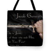 Jacob Generation Tote Bag