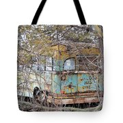 Jacob's Bus Tote Bag