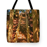 Jacobs Ladder Tote Bag