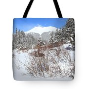 Jacque Peak Tote Bag