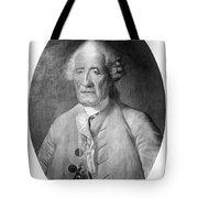 Jacques De Vaucanson (1709-1782) Tote Bag