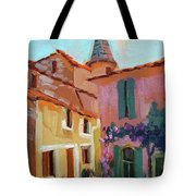 Jacques House Tote Bag