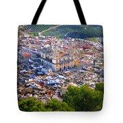 Jaen Cathedral Tote Bag