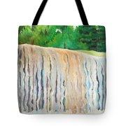 Jagala Waterfalls  Tote Bag