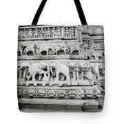 Jagdish Temple Sculpture Tote Bag