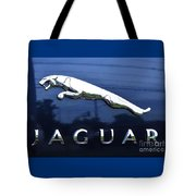 A Gift For Dads And Jaguar Fans Tote Bag