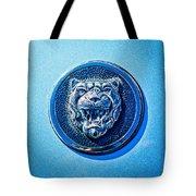 Jaguar Emblem -0056c Tote Bag