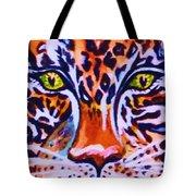 Jaguar Eyes-  Tote Bag