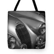 Jaguar Xk 120 Tote Bag