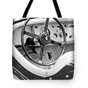 Jaguar Steering Wheel 2 Tote Bag