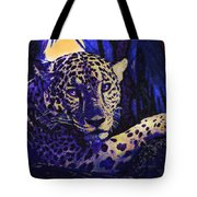 Jaguar- The Spirit Of Belize Tote Bag