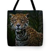 Jaguar Two Tote Bag