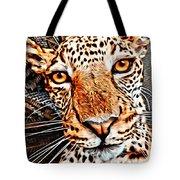 Jaguareyes Tote Bag