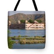 Jah Mahal Palace Tote Bag