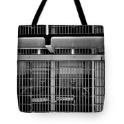 Jail Cells Tote Bag