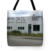 Jail Tote Bag