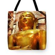 Jain Temple Amarkantak India Tote Bag