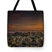 Jaisalmer Fort At Twilight Tote Bag