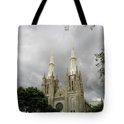 Jakarta Cathedral Indonesia Tote Bag
