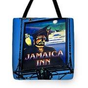 Jamaica Inn On Bodmin Moor Tote Bag
