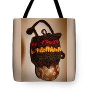 Jamaican Coconut And Crochet Shoulder Bag Tote Bag