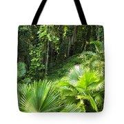 Jamaican Jungle Tote Bag