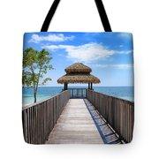 Jamaican Paradise Tote Bag