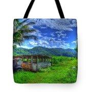 Jamaican Sky Tote Bag