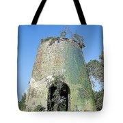 Jamaican Sugar Mill Tote Bag