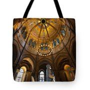 James A Garfield Monument Tote Bag