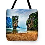 James Bond Island Tote Bag